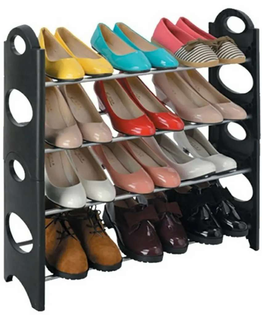 4 tier shoe selfstorage 0