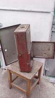 Продам металлический ящик.