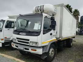 ISUZU FTR800 FRIDGE UNIT