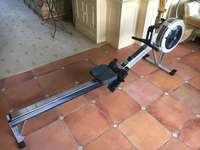 Image of Concept 2 model D rowing machine