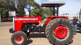 1996 Massey Ferguson 290 Tractor 4x2 For Sale