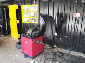 Tyre Fitment equip for sale.
