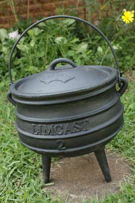 Potjie pot no.2