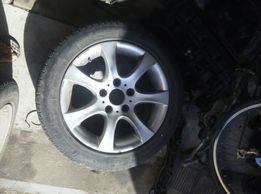 диски BMW e39 R16 с резиной