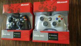 Джойстик для Xbox и ПК Windows белые и черные контроллер