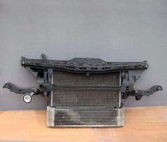 Радиатор интеркулер Мерседес Вито 639 интеркуллер Vito Разборка