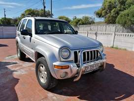 Jeep Cherokee Limited Edition 3.7 V6 4x4