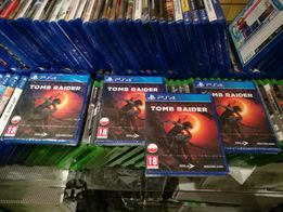 Shadow of Tomb Raider Rise of Tomb Raider Ps4 xbox one Możliwa Wymiana