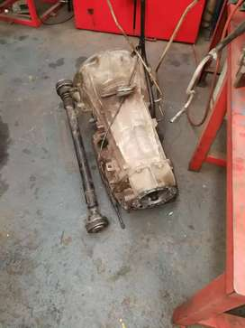 Jeep Cherokee gearbox without transfer box
