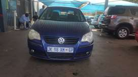 2009 VW Polo Classic 1.6 Engine Capacity with Manuel Transmission