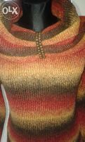 Ciepły zimowy sweter, M