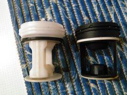 Пробка фильтр насоса помпы стиральной машины оригинал