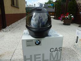 Kask motocyklowy BMW czarny MATT roz m 56/57