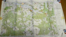 Mapy topograficzne 1;50000