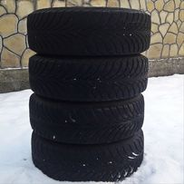 Зимові колеса R15 (Goodyear Ultragrip Extreme на стальних дисках)