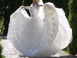 Свадебное платье PRONOVIAS Испания Барселона Оригинал