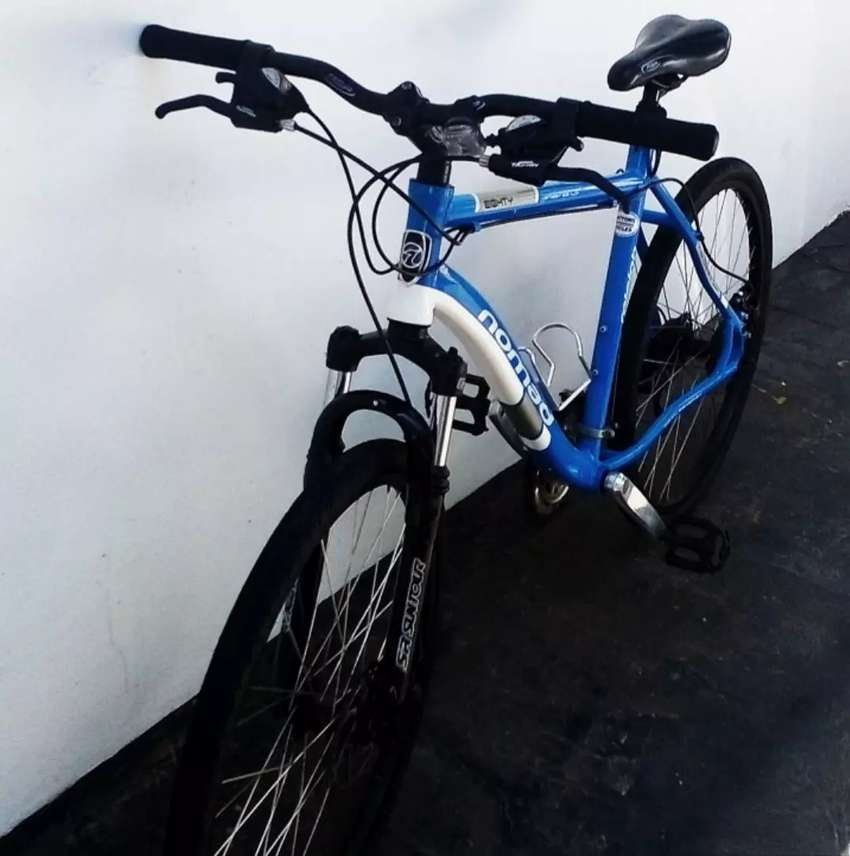 Raleigh Nomad bicycle for sale 0