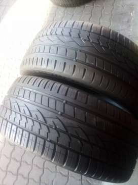 265/40/R21 continental normal tyres