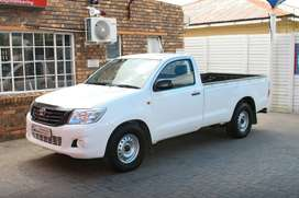 TOYOTA HILUX 2.5 D4D LONG WHEEL BASE