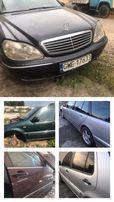 Двері-дверь-Ляда-багажик Mercedes w210-w211-w202-w140-w168-w163-w220