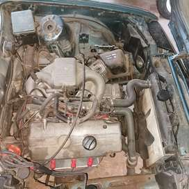 Bmw 318i e30 Engine and gearbox for sale running