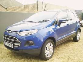 2016 Ford Ecosport 1.0 Trend