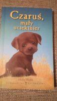 Czaruś-książka o szczeniaczku