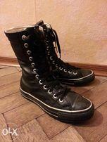 Кеды Converse Оригинал / All star / Конверсы кожаные