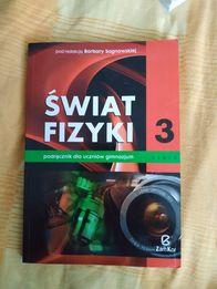 ŚWIAT FIZYKI podręcznik dla uczniów gimnazjum ZamKor