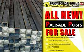 NEW Palisade posts FOR SALE