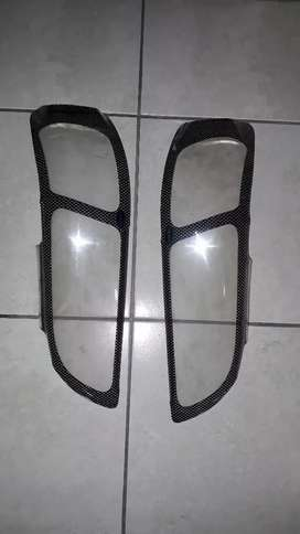 Toyota Corolla headlight guard rxi 2001