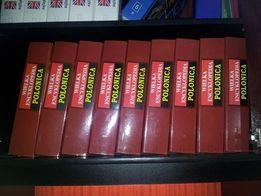 Wielka Encyklopedia Polonica (9 segregatorów) - I i II seria
