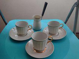 Кофейная пара.Чайная пара.Фужер.