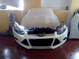 Бампер Ford Focus Капот форд фокус мк 3