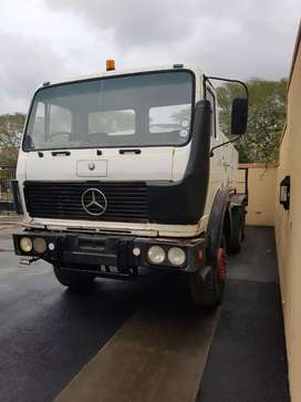 Mercedes Benz 2624 water tanker,well looked after