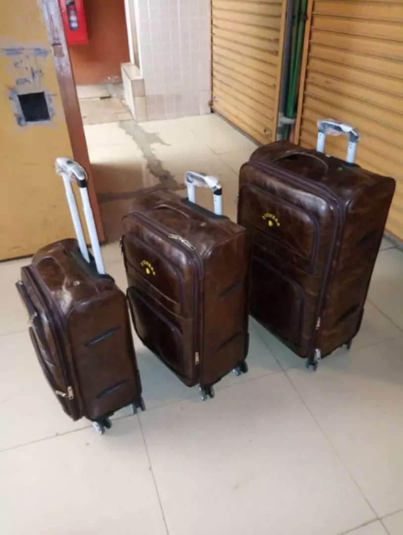 All types of Suit cases 0