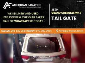 Jeep Grand Cherokee WK2 Tail Gate For Sale! #6