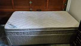 Three quarters bed and 2 X single beds