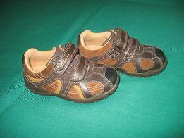 Топики кроссовки Clarks Англия с мигающей пяткой Хорошее состояние