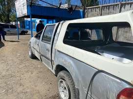 FOTON DOUBLE CAB STRIPPING FOR SPARES