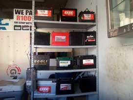 Special car batteries