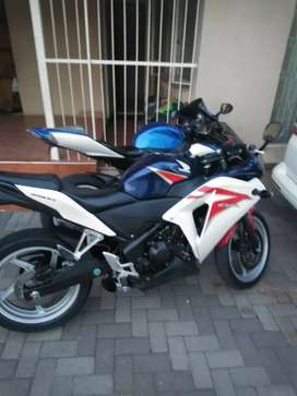 selling a motorcycle