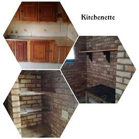 A clean well maintained and a secure flat to hire