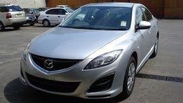Mazda 6 2010 (разборка)