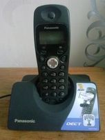 Цифровой беспроводный радио телефон Panasonic