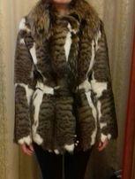 Шуба Камышовый кот 44-46