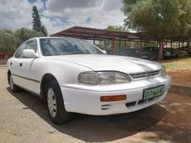 Toyota Camry 2.2 for sale stil in good condition