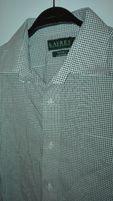 Koszula męska Ralph Lauren XL kratka.