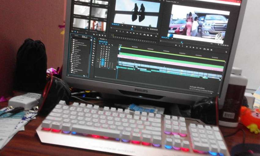 Learn video editing , Graphic design online in 3weeks 0
