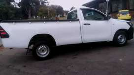 TOYOTA HILUX SINGLE CAB LOW RIDER GD6 IN EXCELLENT CONDITION 2.5